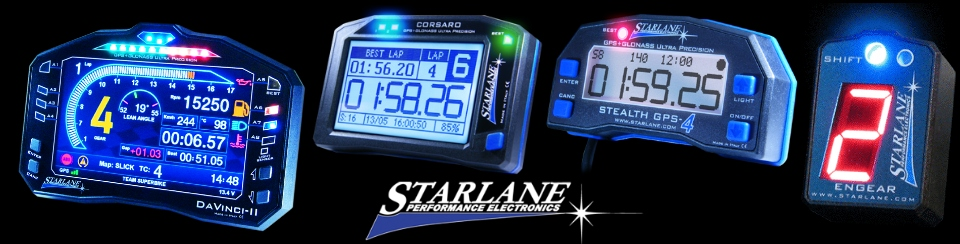 Starlane laptimers